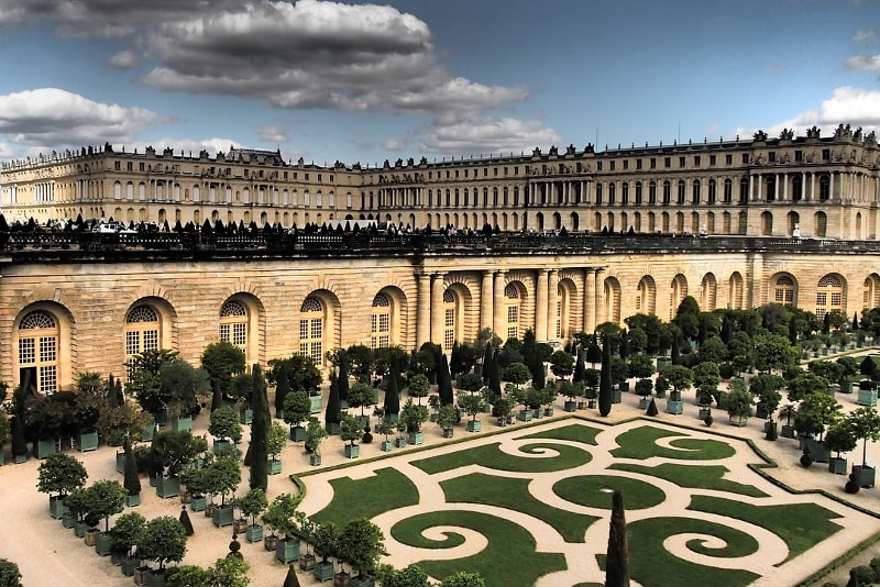 Versailles - Bucket List ideas