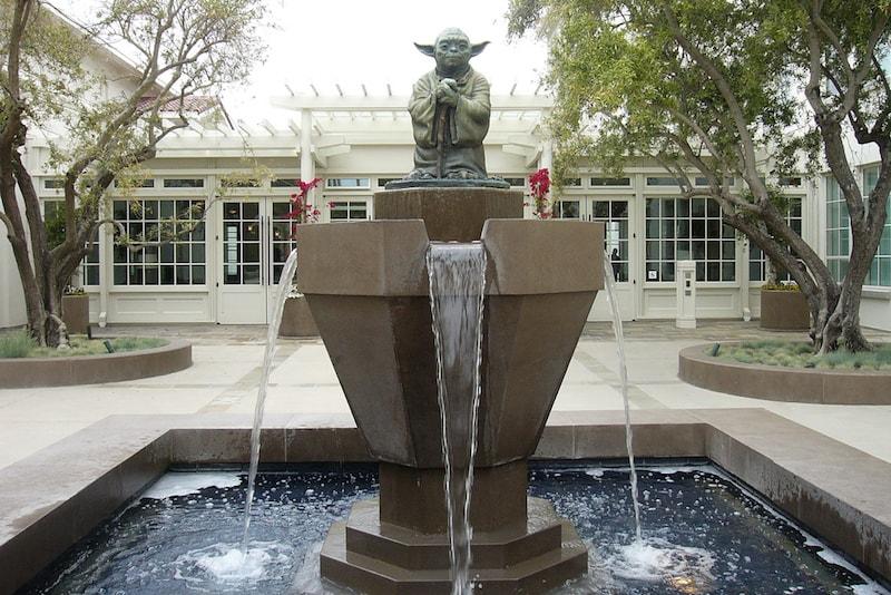 La Fontaine Yoda - Choses à Faire à San Francisco