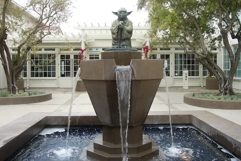 La Fontaine Yoda - Choses à Faire à San Francisco