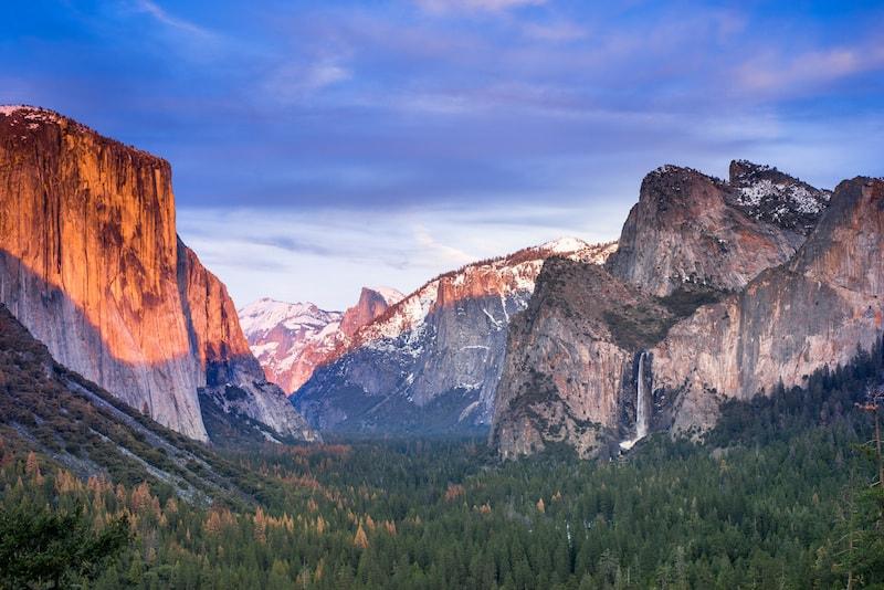Yosemite National Park - Choses à Faire à San Francisco