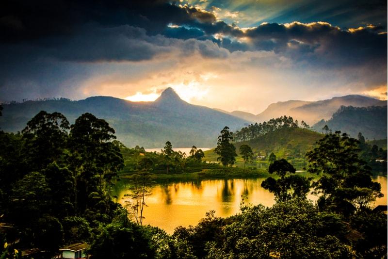 Adams Peak View - Places to Visit in Sri Lanka
