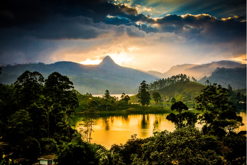 Adams Peak View - Places to Visit in Sri Lanka