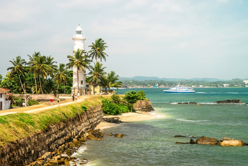 Galle Lighthouse Fort - Places to Visit in Sri Lanka
