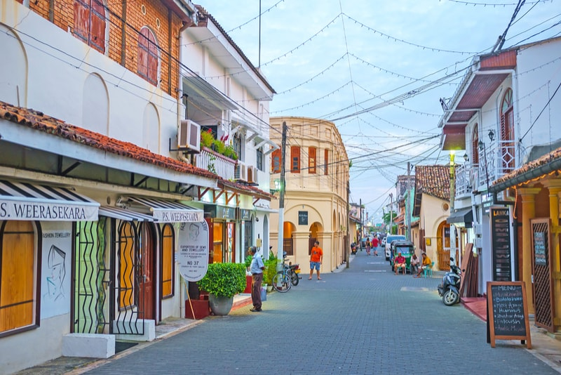 Galle Walk Center - Places to Visit in Sri Lanka