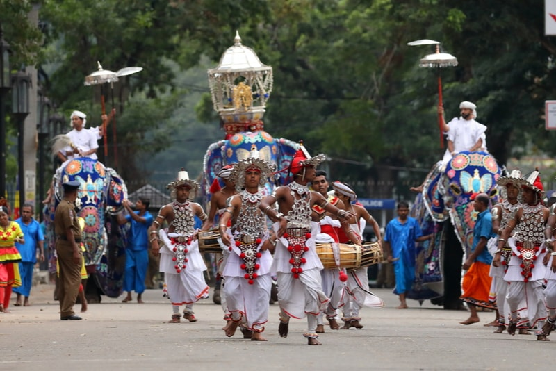 Kandy Festival - Places to Visit in Sri Lanka