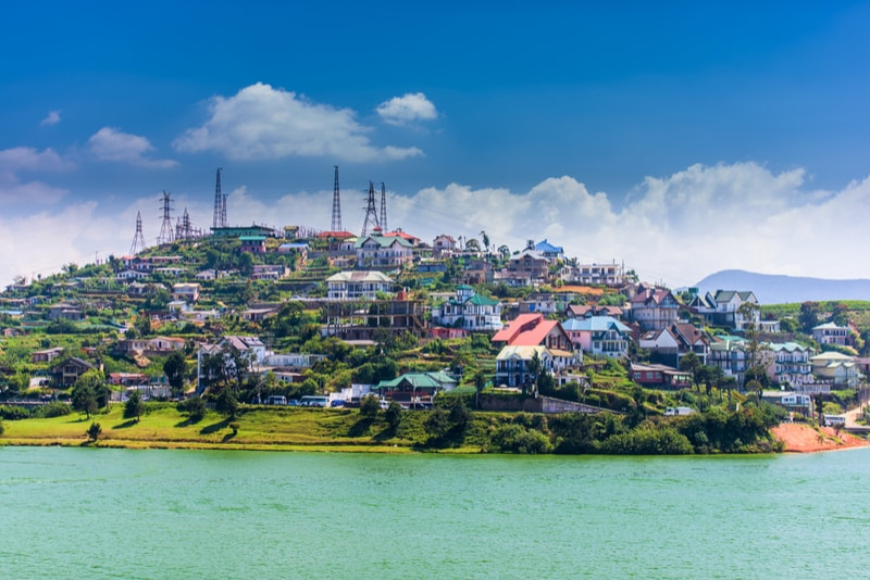 Nuwara Eliya Gregory Lake - Places to Visit in Sri Lanka