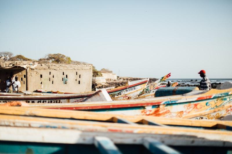 Port au Sénégal - Interview Hellolaroux