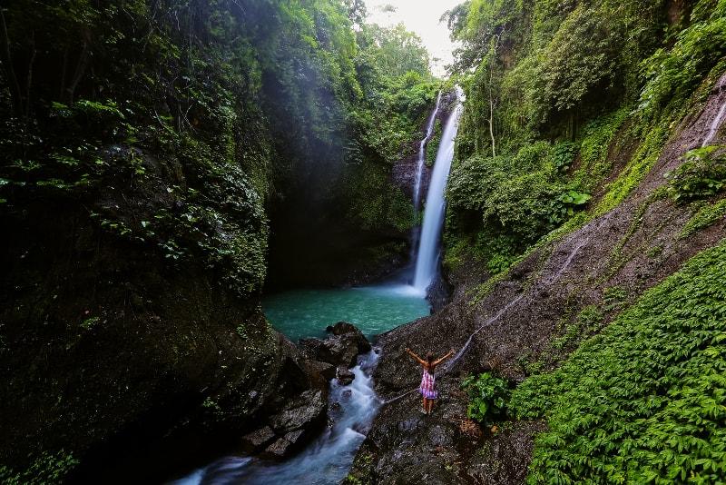 Cascades Aling Aling - Choses à faire à Bali