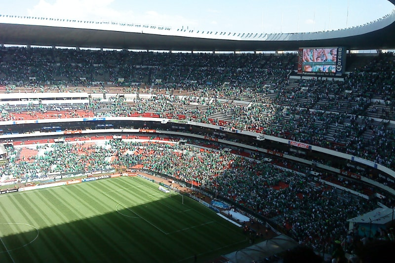 Azteca Stadium - Football Stadiums