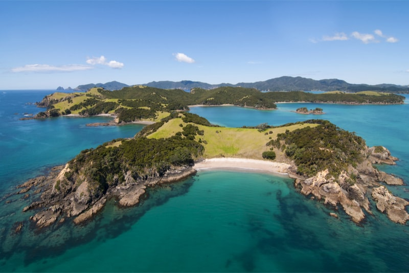 Bay of Islands - what to do in New Zealand