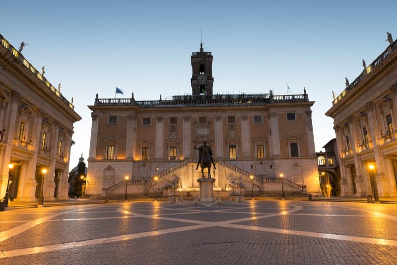 Campidoglio - Coisas Para Ver em Roma
