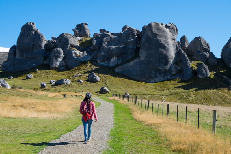Castle Hill - Fun things to do in New Zealand