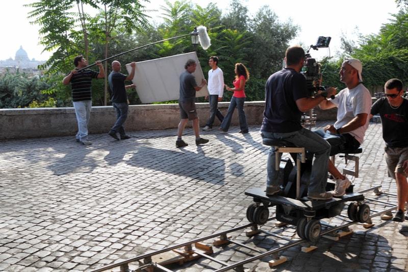 Cinecittà Studios - Rom Sehenswürdigkeiten