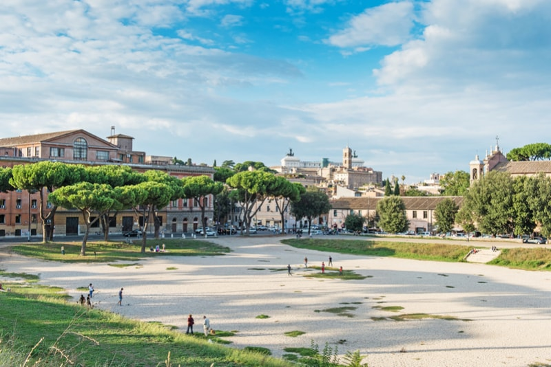 Circus Maximus - Sehenswürdigkeiten in Rom