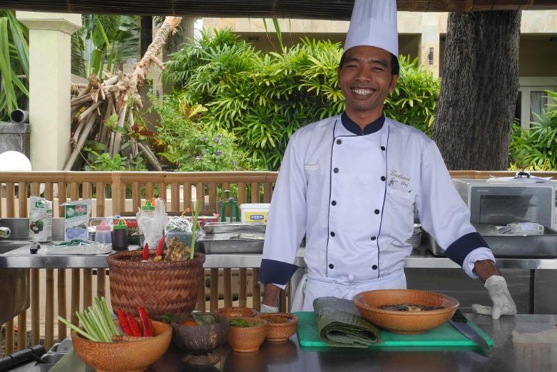 Corso di cucina - Cose da fare a Bali