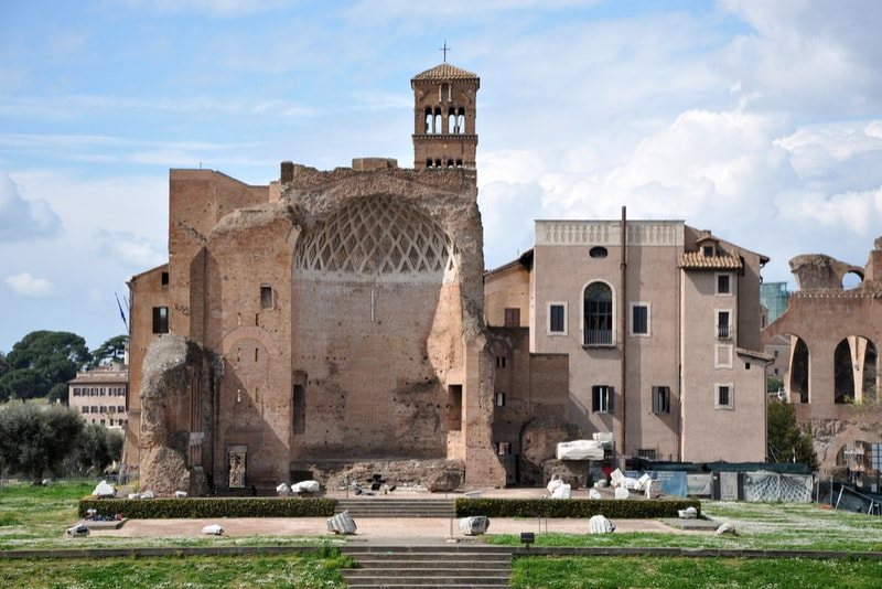 Domus Aurea - Sehenswürdigkeiten in Rom