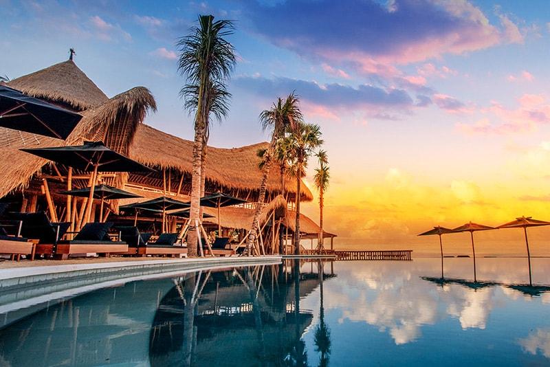 Finn's Beach Club - Choses à faire à Bali