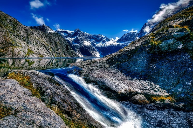 Fiordland National Parks - what to do in New Zealand