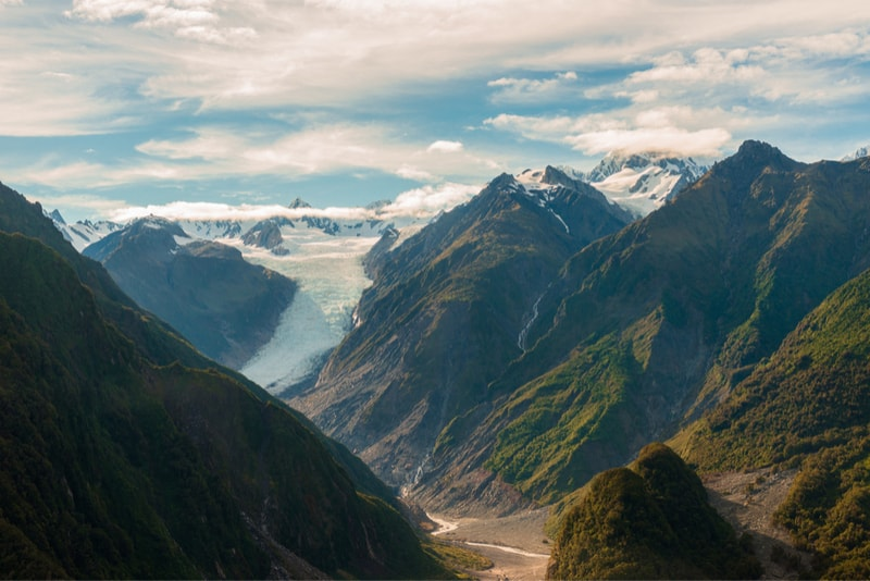 Fox Glacier - Fun things to do in New Zealand