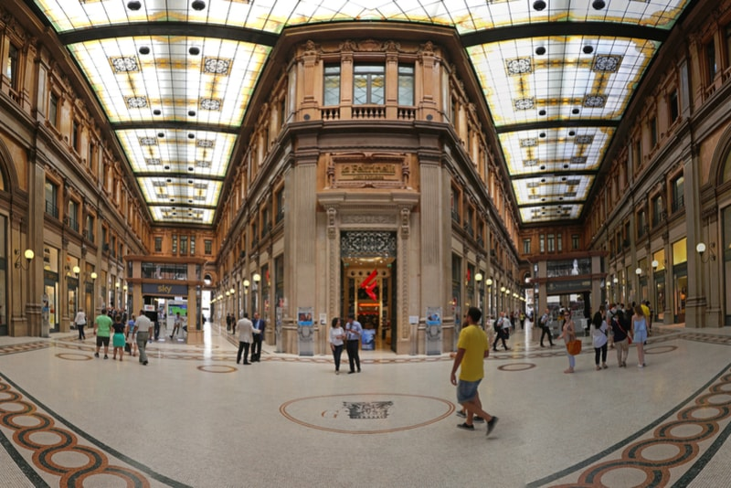 galleria alberto sordi Rome Attractions