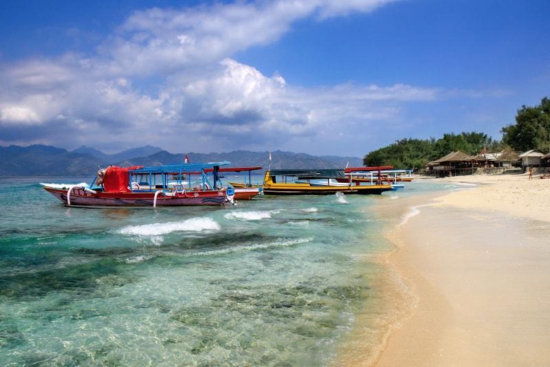 Gili Air - Choses à faire à Bali