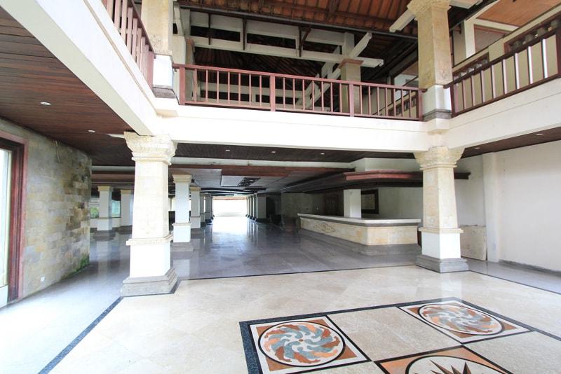 Bedugul Haunted Hotel - Cose da fare a Bali
