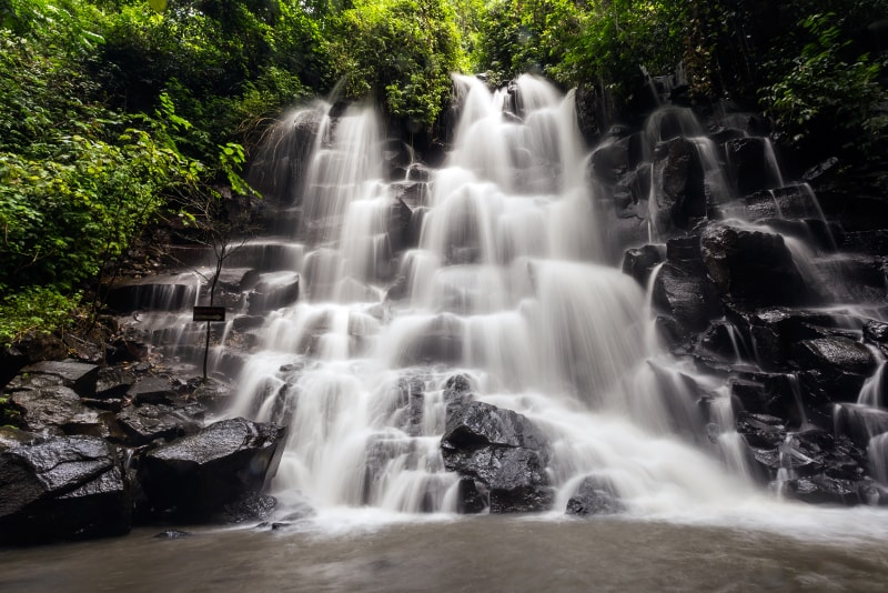 Kanto Lampo Waterfall - Fun things to do in Bali
