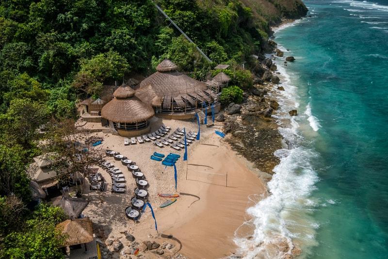 Karma Beach Club - Choses à faire à Bali