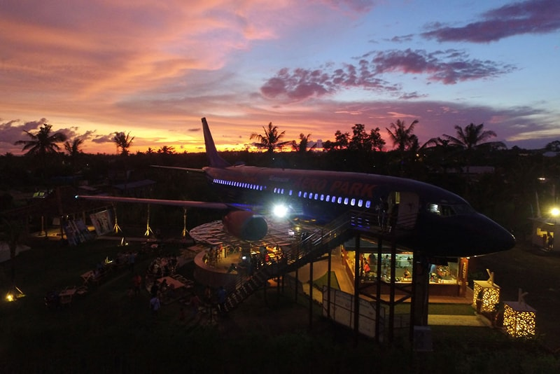 Keramas Aero Park - Fun things to do in Bali