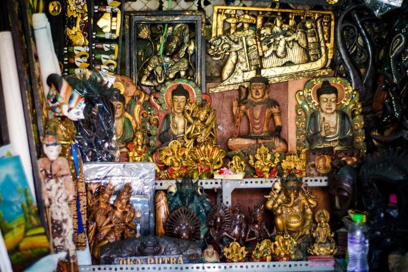 Marché d'art de Kumbarasi - Choses à faire à Bali