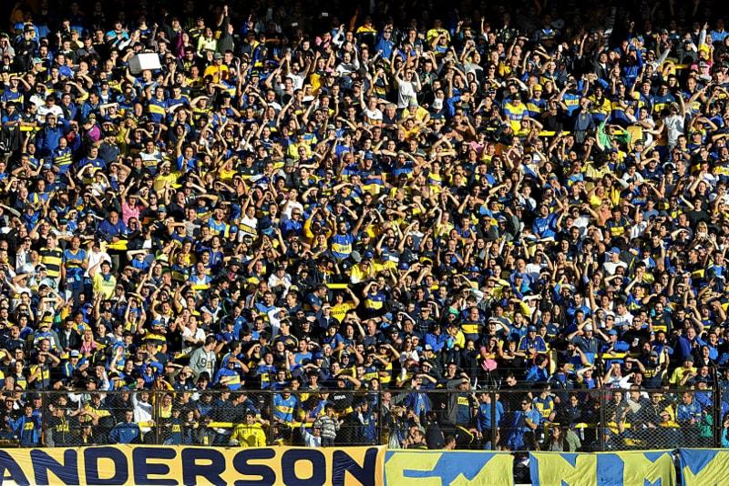 La Bombonera - Football Stadiums