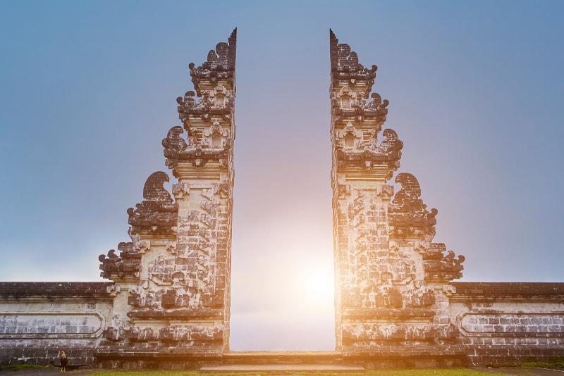 Lempuyang Temple #58 places to visit in Bali