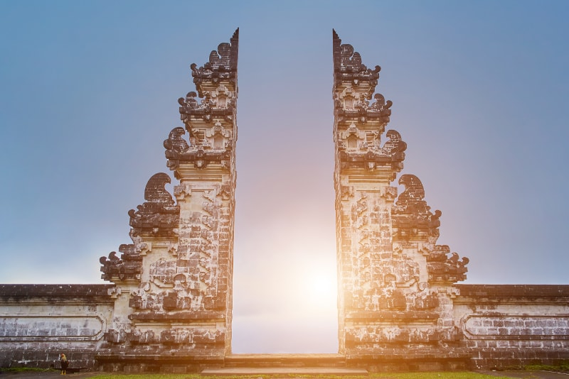Temple de Lempuyang - Choses à faire à Bali