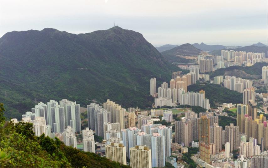 Lion Rock Country park - Cose da fare a Hong Kong