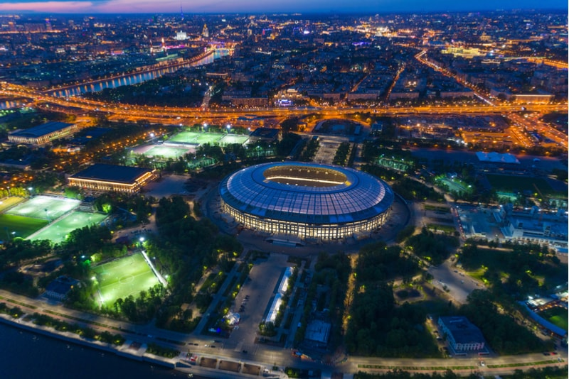Luzniki - Football Stadiums
