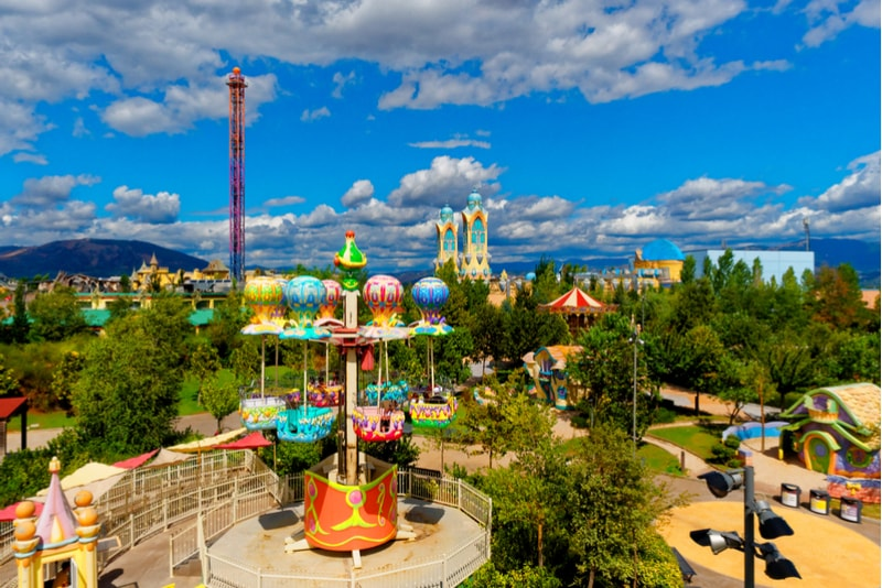 Rainbow MagicLand - places to visit in Rome
