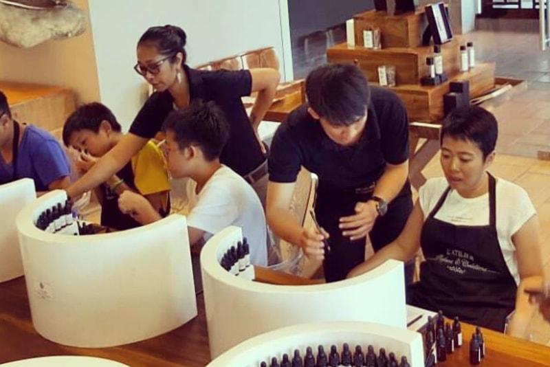 Perfume Workshop - Choses à faire à Bali