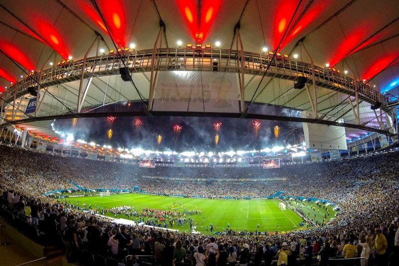 Maracana - Football Stadiums