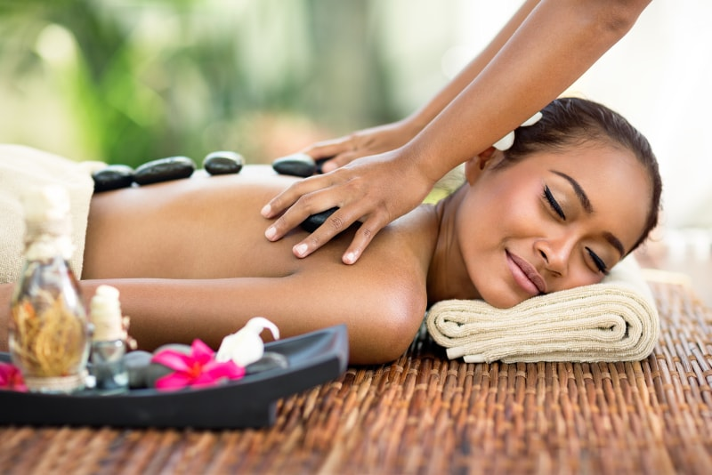 Massagem bali - coisas para fazer em bali