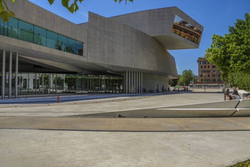 MAXXI - places to visit in Rome