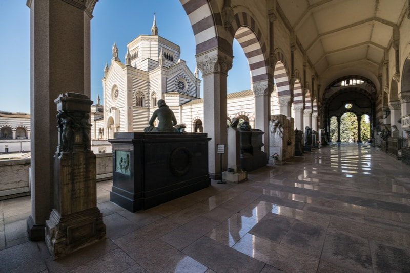 monumentale-cemetry-What to do in Milan