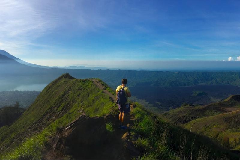 Monte Batur - coisas para fazer em bali