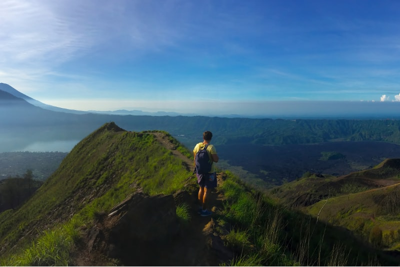 Mount Batur - Fun things to do in Bali