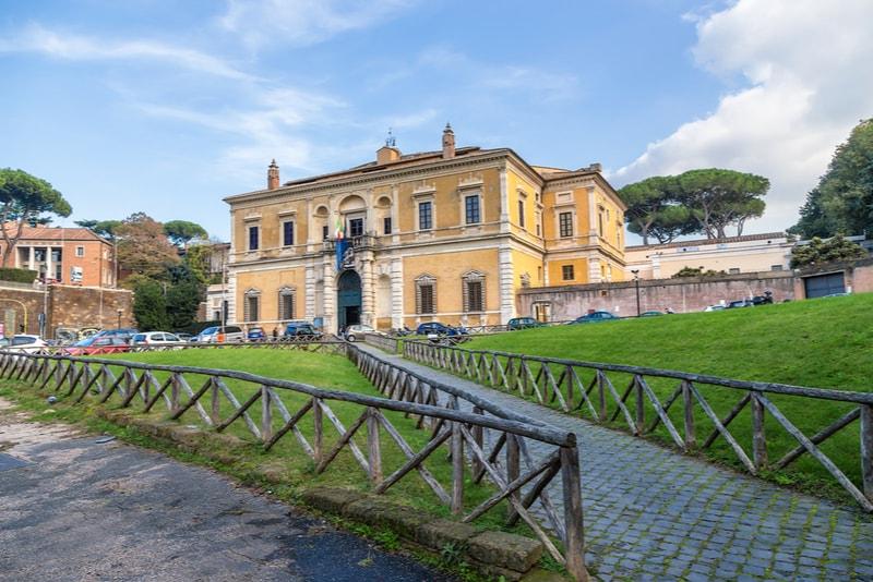 Das nationale etruskische Museum - Sehenswürdigkeiten in Rom