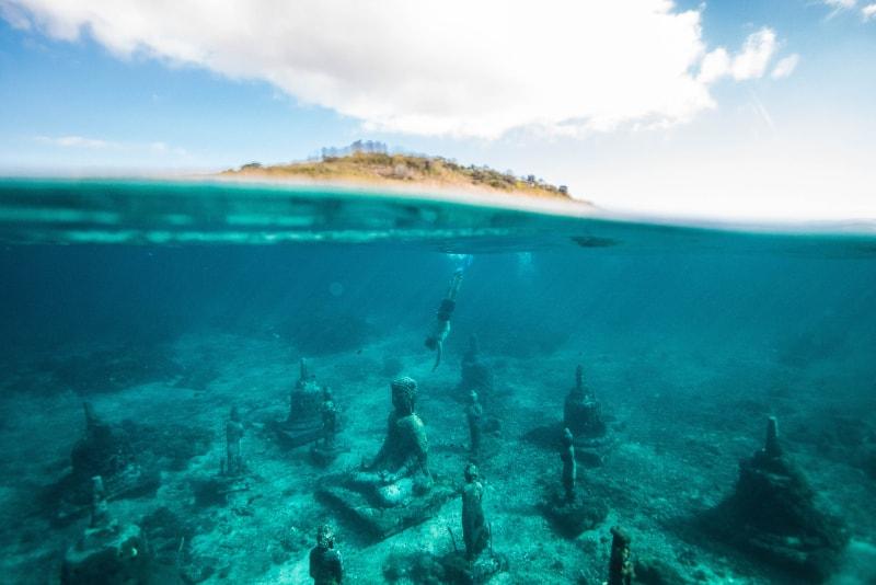 Nusa Lebongan - Choses à faire à Bali