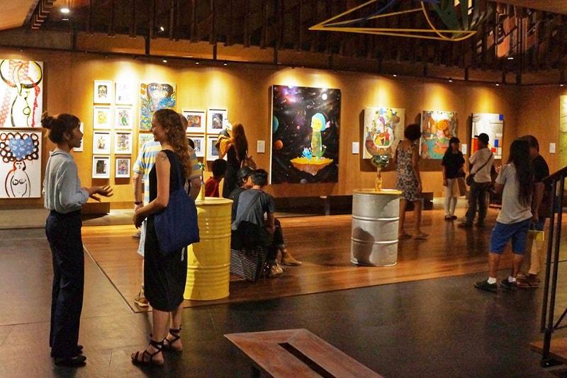 Odata Art House - Fun things to do in Bali