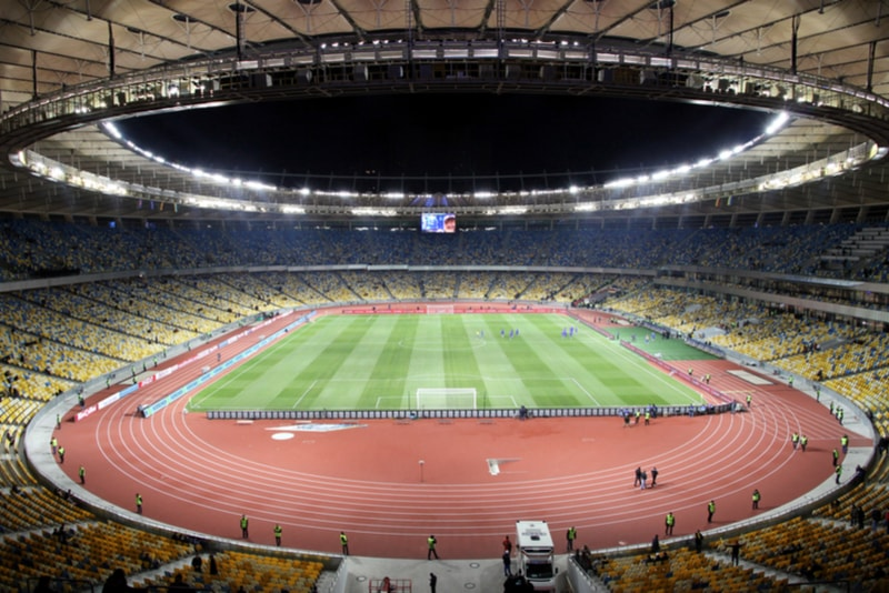 Olympic Stadium - places to visit in Rome