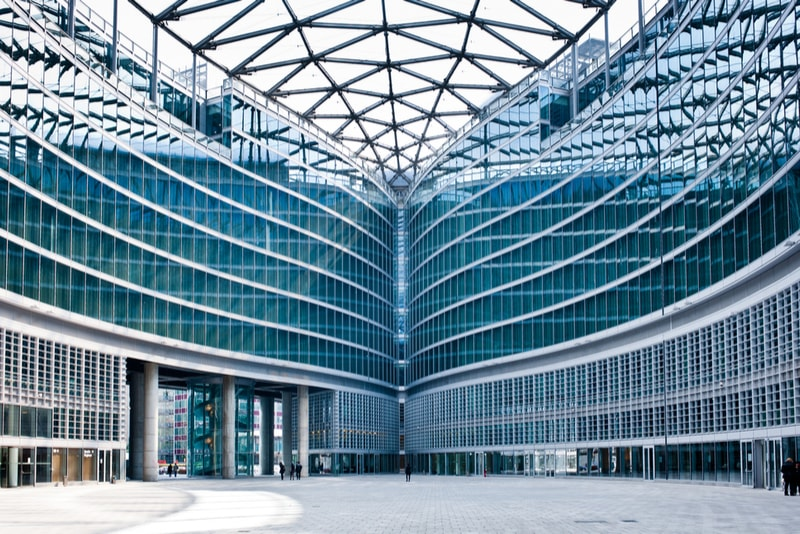 palazzo lombardia-What to do in Milan