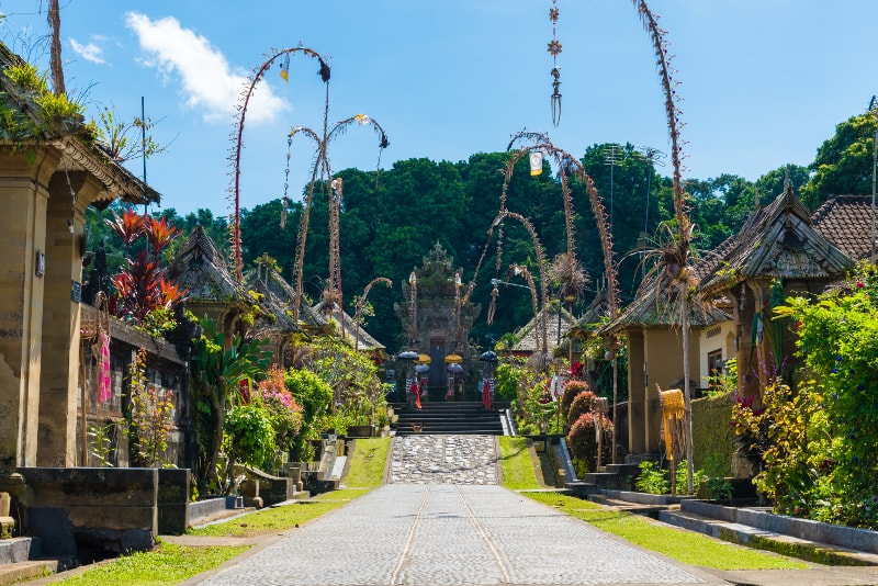 Penigpluran Village - Fun things to do in Bali