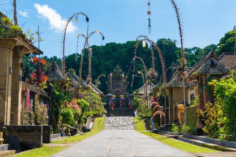 Villaggio di Penigpluran  - Cose da fare a Bali